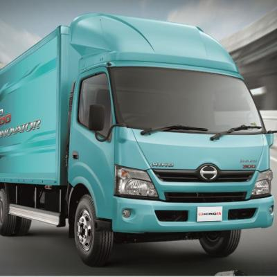 Cách kiểm tra đời xe ô tô tải HINO Nhật Bản